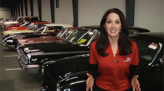 Video of K2 Productions Project GAA Classic Car Auction TV Series FOX